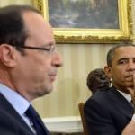 Turul diplomatic al lui Francois Hollande începe la Washington și se încheie la Moscova. Acesta va fi primit marți la Casa Albă de Barack Obama