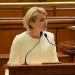 Andreea Paul, prim-vicepreședinte PNL: 23 de directive europene au termenele depășite pentru transpunerea în legislația României, iar altele 90 au termenele în următorii trei ani