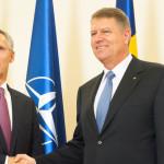 Secretarul general NATO participă la inaugurarea scutului antirachetă de la Deveselu