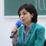 Maia Sandu: Există riscul repetării scenariului din Ucraina în Moldova; România să dea bani R. Moldova, dar să se asigure că ei nu sunt furaţi