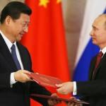 Vladimir Putin și Xi Jinping semnează, la Moscova, acorduri comerciale de 10 miliarde de dolari înainte de summitul G20 din Germania