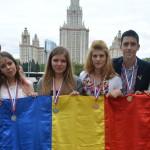 România – patru medalii și locul I în clasamentul general la Olimpiada Internațională de Geografie