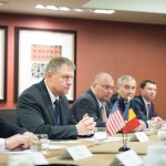 """Reuniune la New York a liderilor statelor rivane Mărilor Adriatică, Baltică și Neagră. Klaus Iohannis: Regiunea """"celor trei mări"""" ar trebui să vizeze integrarea pe scară globală, atât cu Asia Centrală și Africa, cât și cu regiunea euroatlantică extinsă"""