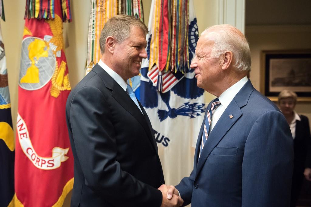Klaus Iohannis, mesaj de felicitare pentru Joe Biden: Aștept să celebrăm,  în 2021, cei zece ani de la Declarația Comună privind Parteneriatul  Strategic dintre România și SUA - caleaeuropeana.ro
