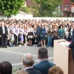 Klaus Iohannis, la deschiderea anului școlar: Vreau să relansez educația ca temă de dezbatere națională