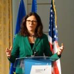 Taxele suplimentare americane riscă să izoleze SUA. Comisarul european Cecilia Malmstrom: Stabilim acorduri comerciale cu o mulțime de țări care creează acest cerc de prieteni