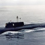 Rusia atacă ISIS cu rachete de pe un submarin în Marea Mediterană