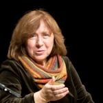 Svetlana Alexievich a câștigat Premiul Nobel pentru Literatură 2015