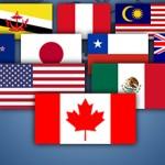Acordul de parteneriat transpacific (TPP),  semnat de 12 țări