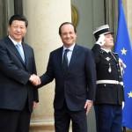 Xi Jinping se va întâlni cu Hollande și cu Obama la Paris înaintea Conferinței privind Schimbările Climatice
