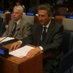 Ambasadorul României la ONU, mesaj către Consiliul de Securitate al Națiunilor Unite: Combaterea propagandei teroriste, a traficului de arme și a surselor de finanțare a terorismului necesită un răspuns prompt