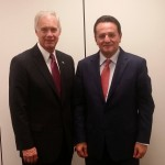 Programul Visa Waiver: Ambasadorul George Maior a discutat despre ridicarea regimului de vize aplicat României cu senatorul american Ron Johnson