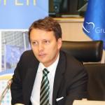 """Eurodeputatul Siegfried Mureșan, proiect de reducere a costurilor de utilizare a fondurilor europene. """"Declar război samsarilor"""""""