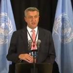 Un diplomat italian este noul Înalt Comisar al ONU pentru Refugiați