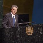 """Ion Jinga, ambasadorul României la ONU: """" În cei 70 de ani de existenţă, postul de Secretar General nu a fost ocupat de către un reprezentant din Europa de Est. Este timpul să corectăm această nedreptate istorică"""""""