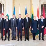 """Klaus Iohannis, la finalul reuniunii Europei Centrale și de Est de la București: """"Vorbind ca unul suntem de ajutor pentru toți"""""""