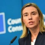 """Doi ani de la anexarea peninsulei Crimeea de către Rusia. Federica Mogherini: """"Uniunea Europeană continuă să condamne această încălcare a dreptului internațional"""""""