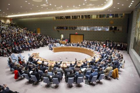 un syria resolution