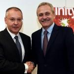 FOTO. Liviu Dragnea la Bruxelles. Președintele PSD va participa la reuniunea socialiștilor dinaintea Consiliului European