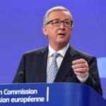 """Președintele Comisiei Europene, Jean-Claude Juncker, salută """"discursul foarte european al prietenului meu, Emmanuel Macron"""": Europa are nevoie de curaj"""