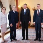 """Klaus Iohannis, mesaj după anunțul de retragere al Regelui Mihai: """"Să nu uităm exemplul vrednic de curaj și dăruire pus în slujba națiunii de către Majestatea Sa"""""""