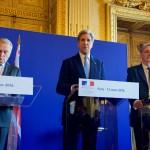 """Reuniune E4+1 la Paris privind situația din Orientul Mijlociu. John Kerry: """"Președintele Putin ar trebui să fie îngrijorat pentru că Assad cântă pe o altă partitură"""""""