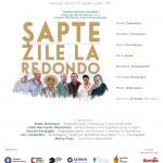 """Deschiderea expoziției de pictură """"Șapte Zile la Redondo"""", marți 19 aprilie"""