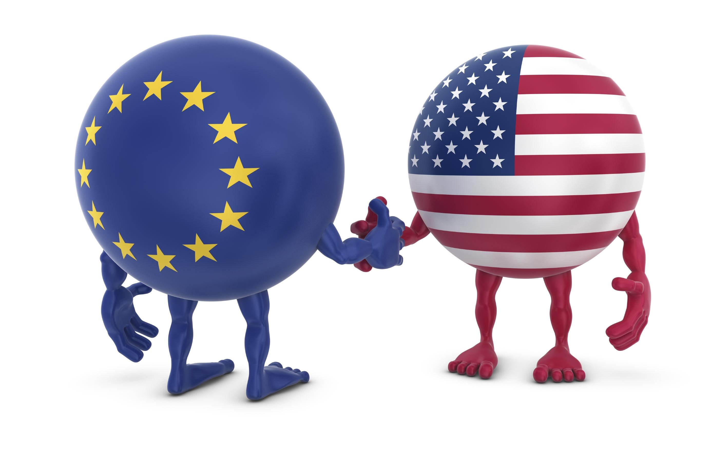 Infografic: Valoarea totală a bunurilor comercializate între UE și ...