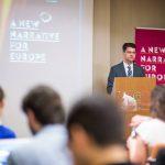 Consiliul Tineretului PPE, organizat la București. Andrianos Giannou, vicepreședinte YEPP: Vrem să tragem un semnal puternic asupra problemelor cu care ne confruntăm la nivel european