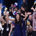 """VIDEO Moment istoric: Ucraina a câștigat Eurovision cu melodia """"1944"""" care evocă deportarea tătarilor din Crimeea"""