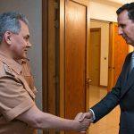 Vizită surpriză la cererea lui Vladimir Putin: Ministrul rus al apărării s-a întâlnit cu Bashar al-Assad la Damasc