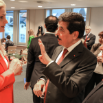 "PHOTO GALLERY| EPP MEP Ramona Manescu hosted the exhibition ""‪QATAR‬: The past and the present"""