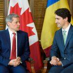 Surse oficiale: Dacian Cioloș și premierul Canadei, convorbire telefonică privind ridicarea vizelor pentru cetățenii români în 2017