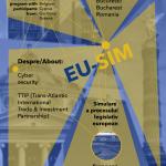 VIDEO Tineri europeni – decidenți ai UE pentru 5 zile. Institutul pentru Democrație Participativă Euro-Qvorum organizează în premieră în România un eveniment de simulare a procesului decizional UE