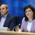 EPP MEP, Adina Vălean, hosted a data flows event in the EP: Data flows are a vital source of innovation and it creates competitive advantage for all economic sectors