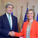 Premiul Nobel pentru Pace se acordă astăzi. Artizanii acordului nuclear cu Iran – Federica Mogherini, John Kerry și Mohammad Javad Zarif – se numără printre favoriți