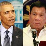 Barack Obama și-a anulat întâlnirea cu președintele filipinez după ce acesta i-a adresat injurii