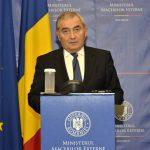 Șeful diplomației române: Finalizarea negocierilor pentru ieșirea Marii Britanii din UE în 2019, o provocare suplimentară pentru președinția română a Consiliului