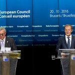"""Liderii UE: """"Prin propagandă, atacuri cibernetice și amestec în procesele politice strategia Rusiei este slăbirea Europei"""". Extinderea sancțiunilor privind situația din Siria, blocată de Italia"""