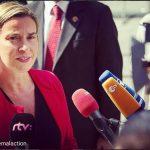 Federica Mogherini salută rezultatul întâlnirii dintre reprezentanții Serbiei și Kosovo: Au convenit să lase tensiunile deoparte