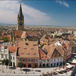 """VIDEO&TEXT Biroul de Informare al Parlamentului European în România a organizat, la Sibiu, dezbaterea """"Uniunea Europeană, de la 28 la 27 de state membre: provocări și oportunități"""""""
