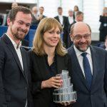 """Filmul """"Toni Erdmann"""", o coproducție Germania-Austria România, a câștigat Premiul LUX 2016"""