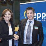 Adina Vălean, Vicepreședintele Parlamentului European, gazda unui eveniment de antreprenoriat la care a participat co-fondatorul Uber