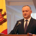 Președintele Igor Dodon sfidează guvernul și anunță că se va întâlni cu Dmitri Rogozin la Teheran