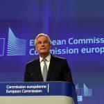 """Comisia Europeană reacționează la discursul premierului Theresa May. Michel Barnier, negociatorul UE pentru Brexit, salută """"spiritul constructiv"""" al discursului"""