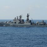 Vizită de curtoazie efectuată de două nave rusești în Filipine: Vă putem ajuta în orice mod de care aveți nevoie