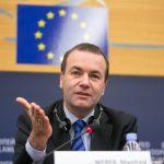 Ofensiva popularilor europeni pentru președinția Parlamentului European: Manfred Weber a publicat acordul încălcat de socialiști și liberali