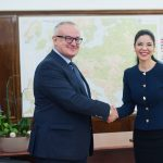 Ministrul delegat Ana Birchall, întrevedere cu ambasadorul Ants Frosch: Am exprimat susținere pentru prioritățile viitoarei Președinții estoniene a Consiliului UE