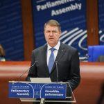 """MCV – declarația zilei. Klaus Iohannis, de la tribuna Consiliului Europei: """"Asta e România. Mereu gata să te surprindă, uneori și în mod plăcut"""""""