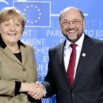 Angela Merkel și social-democrații germani s-au înțeles: negocierile pentru un nou guvern încep duminică și vor dura șase zile